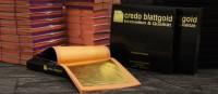 Blattgold für den Steinmetz