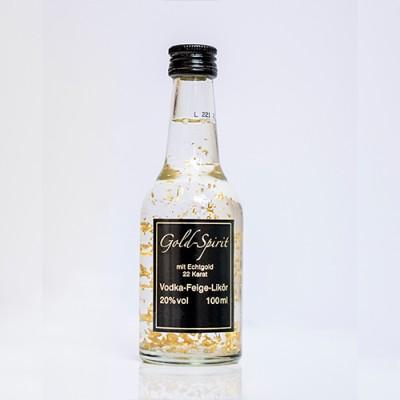 Gold-Spirit Vodka-Feige Likör