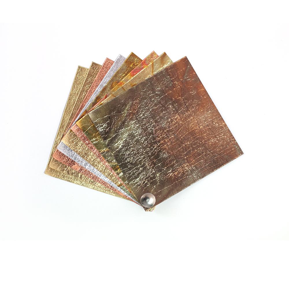 Farbkarte Schlagmetall-115600