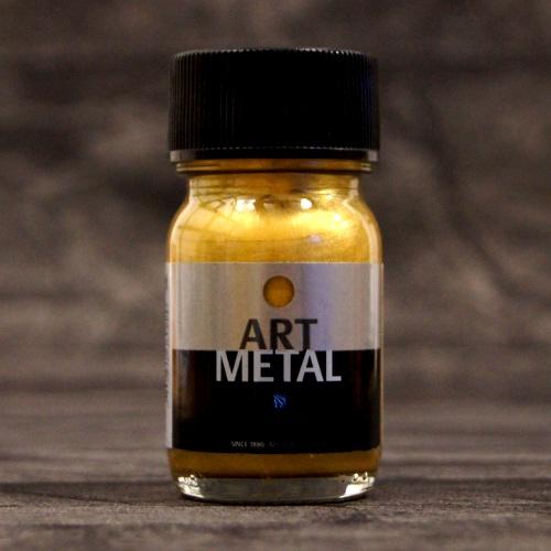 Metallglanzlack Art Metal Hellgold