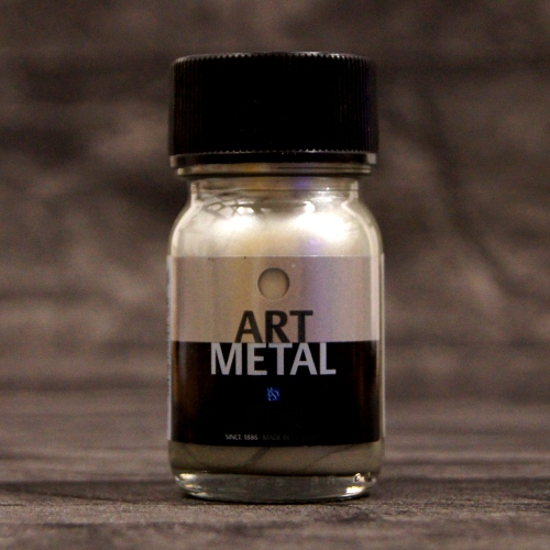 Metallglanzlack Art Metal Weiss Gold