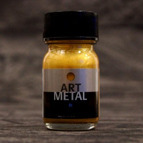 Metallglanzlack Art Metal Zitronengold