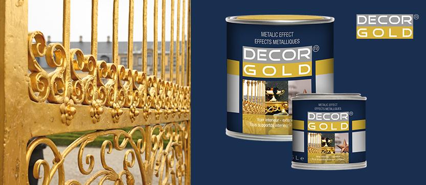 Metallglanzpigmente/Goldfarben