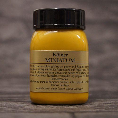Miniatum gelb 50 ml