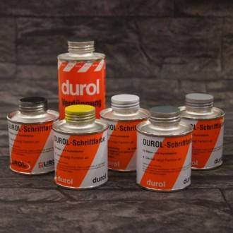 Verdünnung für Durol Schriftfarbe 250 ml