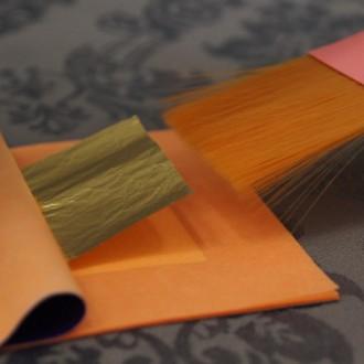 Anhebepinsel für Essbares Blattgold 80 mm
