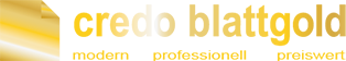 Blattgold, Schlagmetall & Blattsilber günstig bei Credo Blattgold